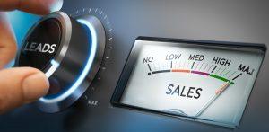 מעקב אחרי המרות ומכירות