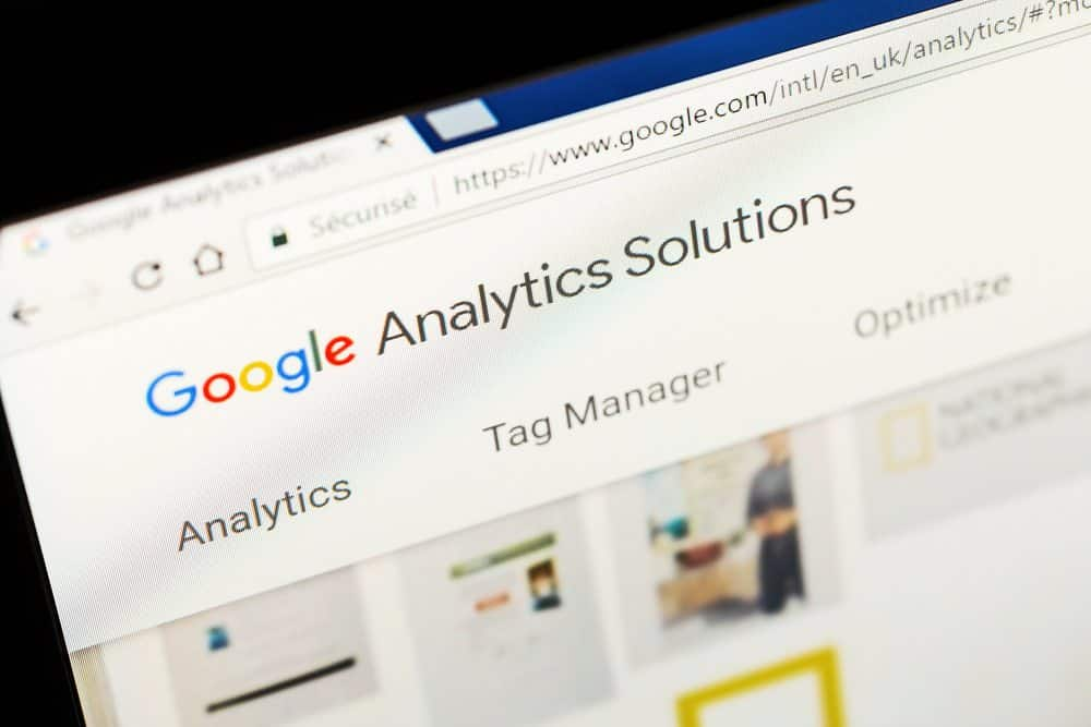 google analytics using UTM codes