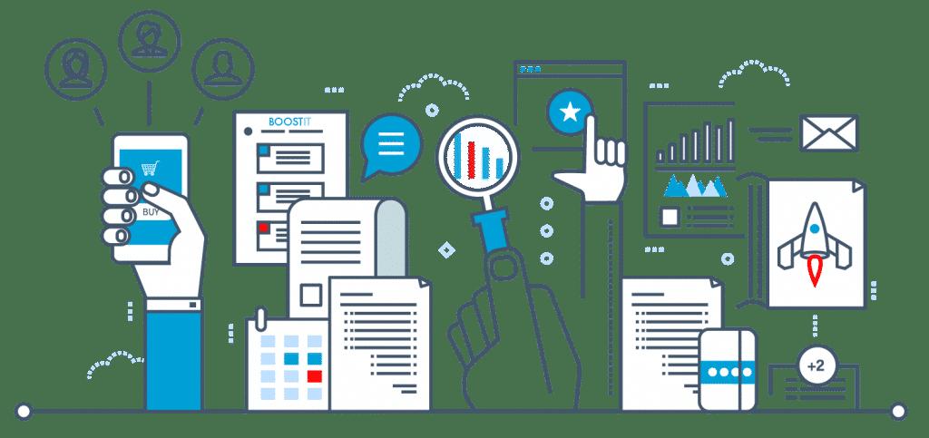 תהליך של ניהול מסע פרסום בגוגל